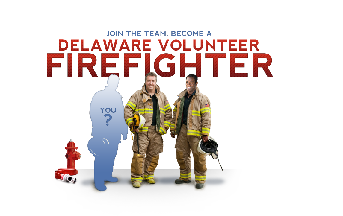 Delaware Volunteer Firefighters